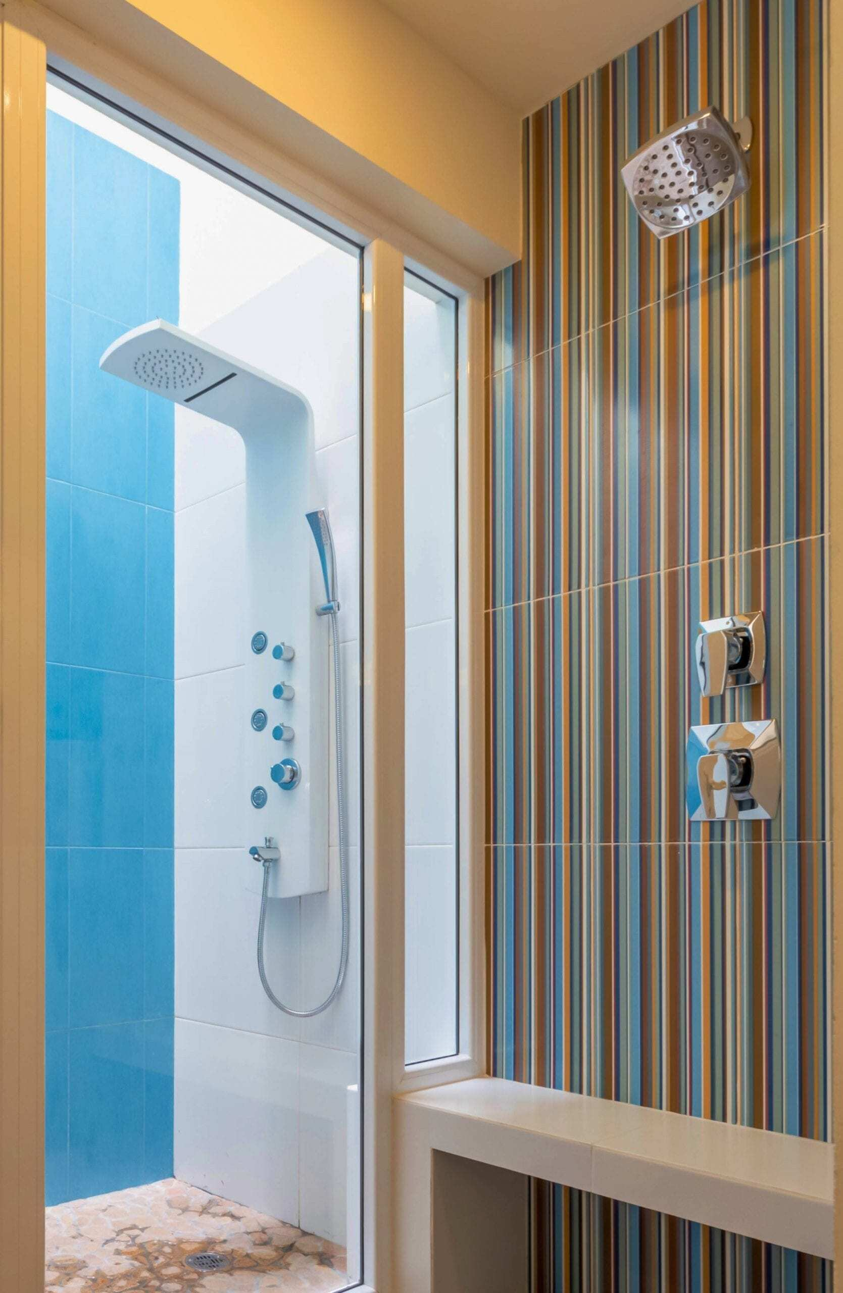 Blue Suite Shower